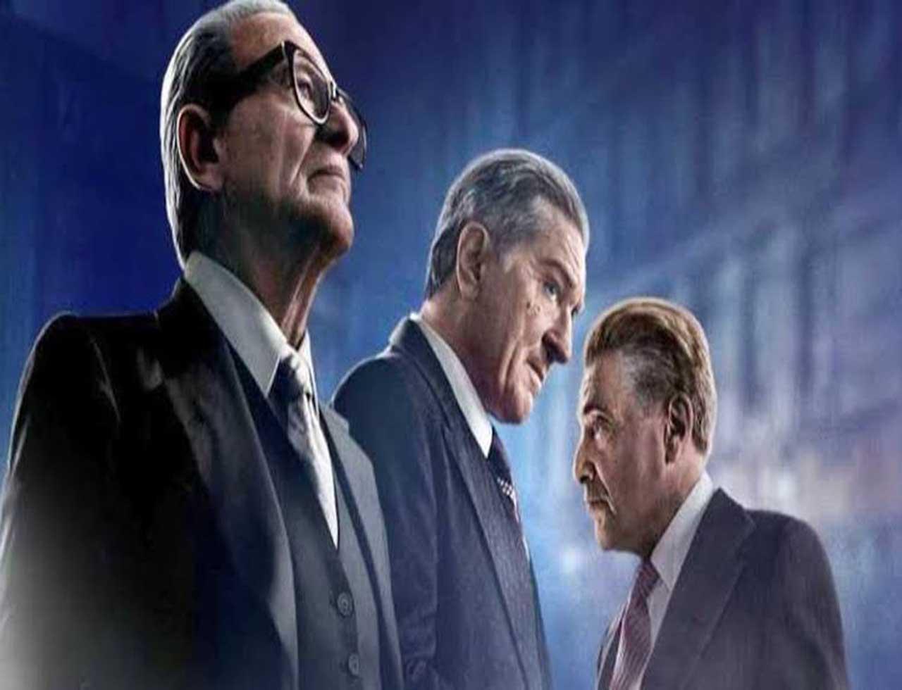 """The Irishman"" ya está disponible en Netflix"