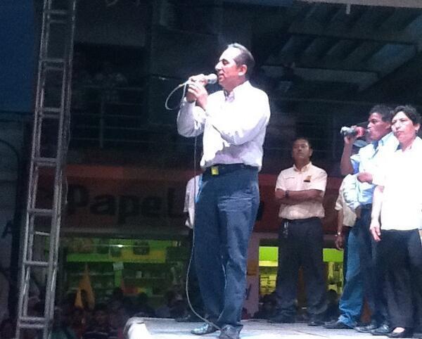 Asesinan a balazos a Rafael Pacheco, ex alcalde de Paso del Macho.