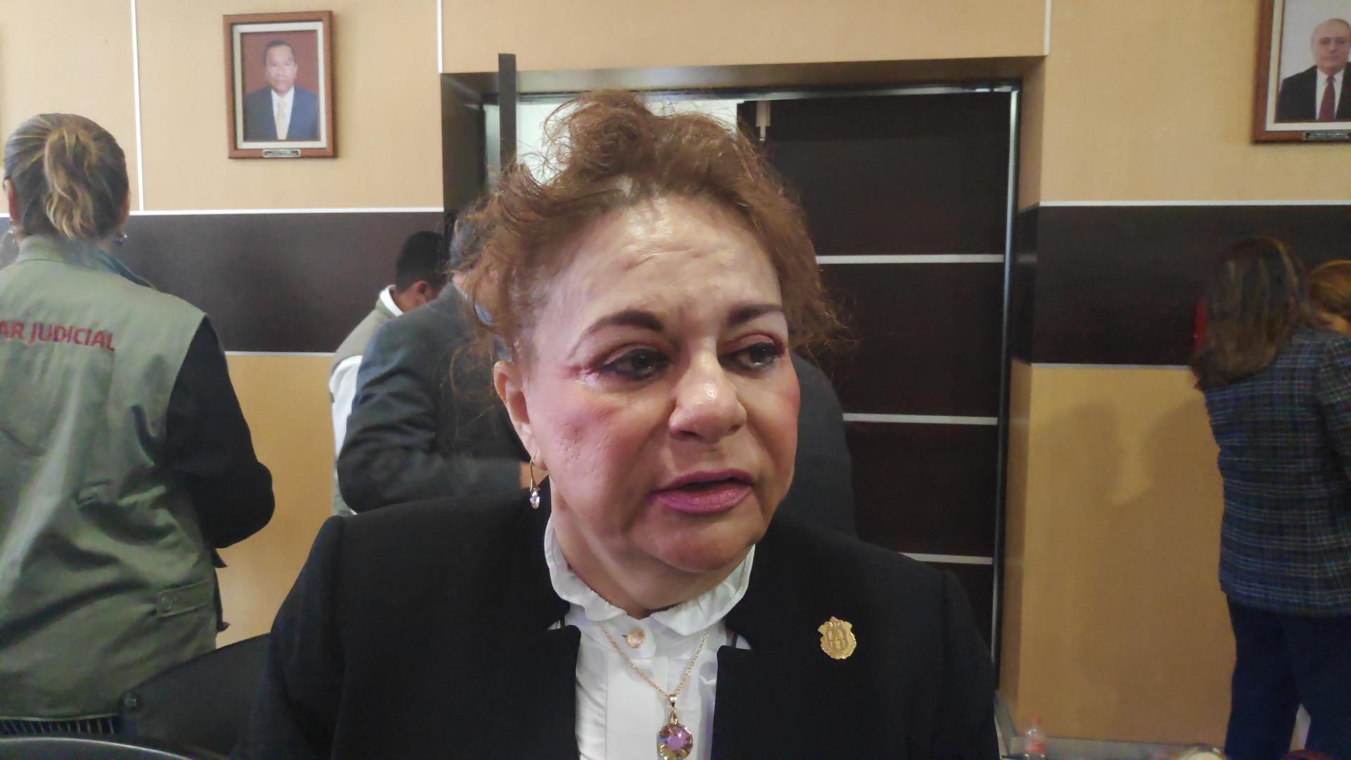 Cualquier taruga puede ser presidenta del Tribuna Superior de Justicia: Yolanda Cecilia