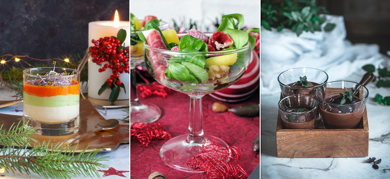 Recetas exprés de última hora para la cena de Nochevieja