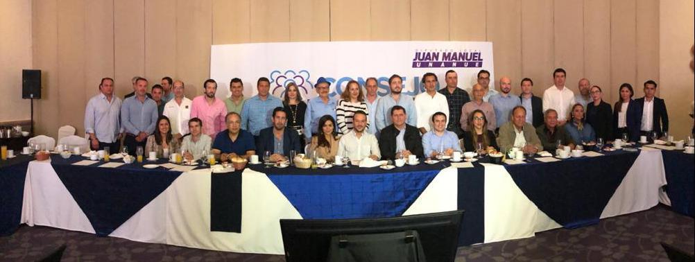 Presenta Juan Manuel Unánue avances legislativos en el Segundo Consejo Ciudadano