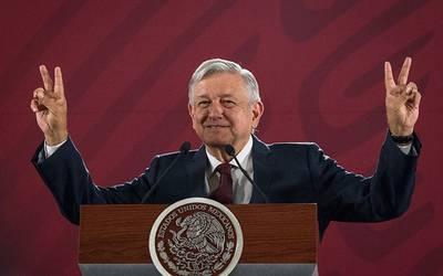 AMLO agradece a Trump por no designar a los cárteles mexicanos como terroristas