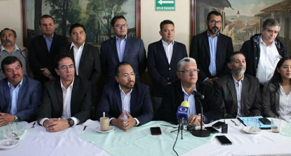 Panistas disidentes se quedarían sin logo y sin posibilidades de candidaturas