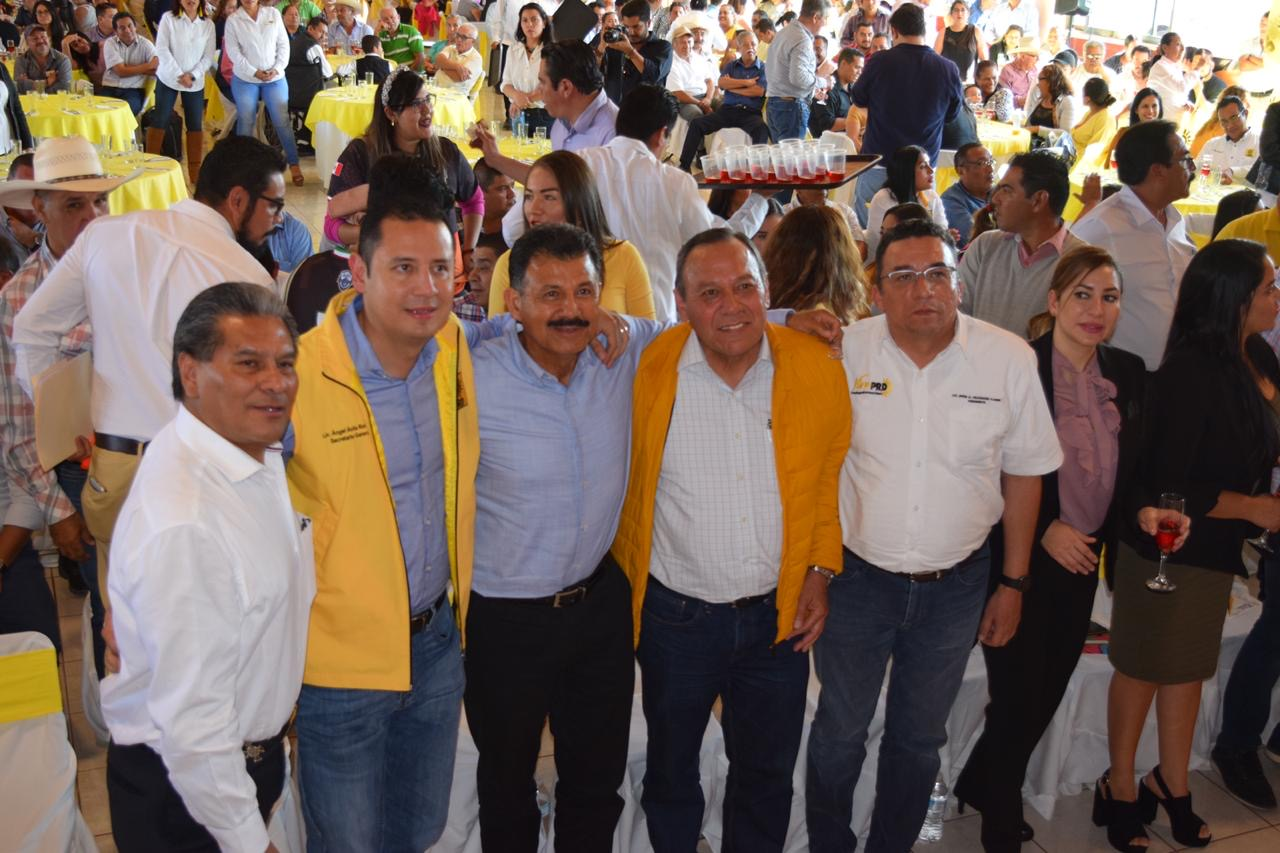 Ante cero resultados de Cuitláhuac, PRD buscará consolidarse en Veracruz