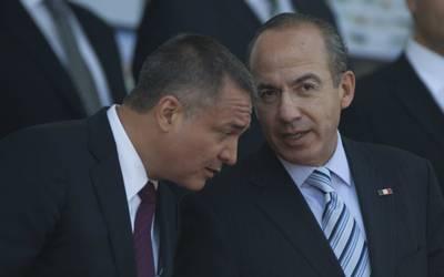 Detienen en EU a Genaro García Luna ex secretario de Seguridad de Calderon.