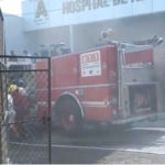 Incendio en el centro de Alvarado fue provocado por corto circuito