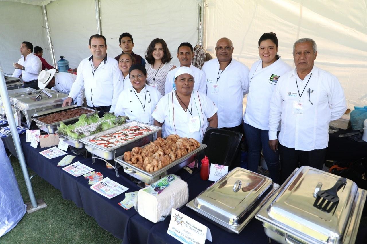 De Veracruz para el mundo…Inicia la fiesta en Los Pinos festival para promover la diversidad cultural