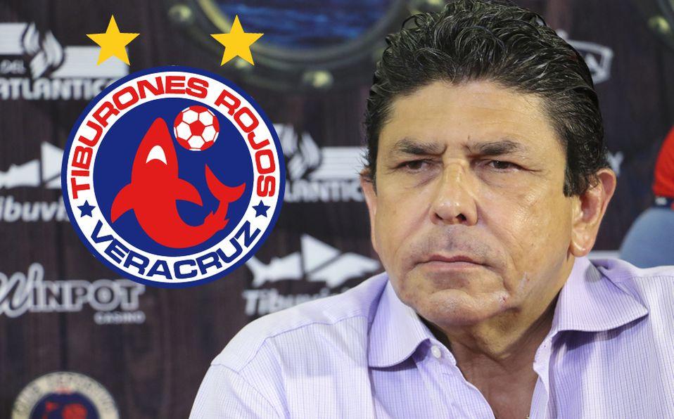 """""""Me dolería que Veracruz se quede sin equipo"""": Fidel Kuri"""