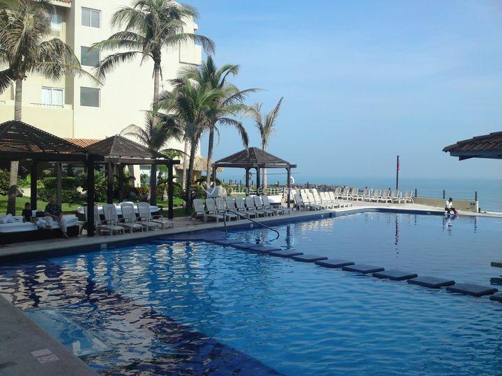 A la baja un 5% ocupación hotelera en Veracruz y Boca del Río