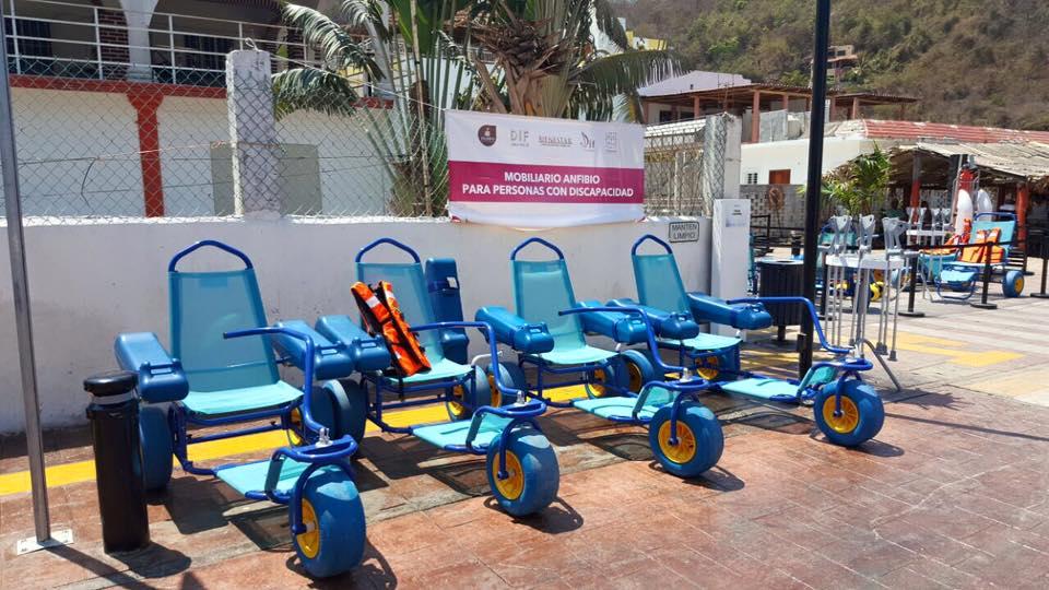 Primera playa Inclusiva en Veracruz, será en Boca del Río: Aseguró DIF Veracruz