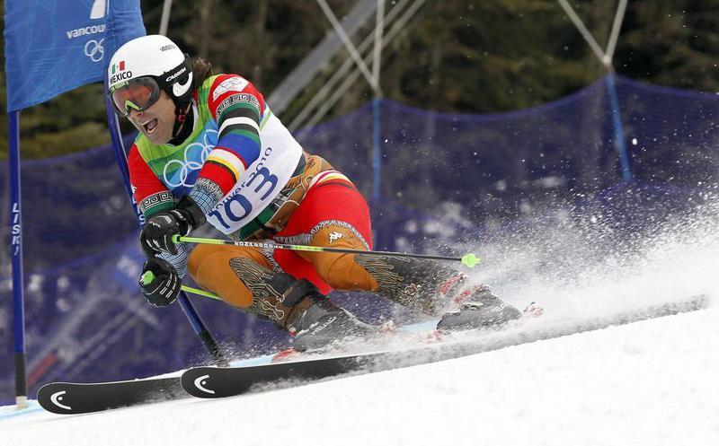 México con seis competidores a Juegos Olímpicos de Invierno