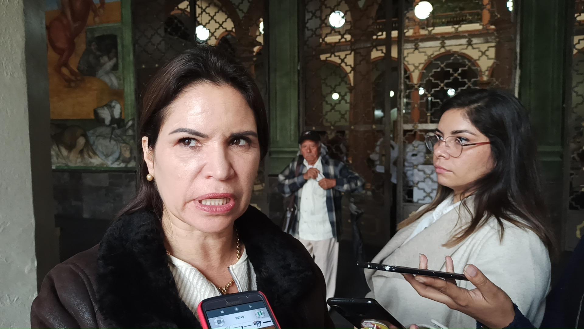 Pide Mónica Robles revisar la estrategia de seguridad de Coatzacoalcos