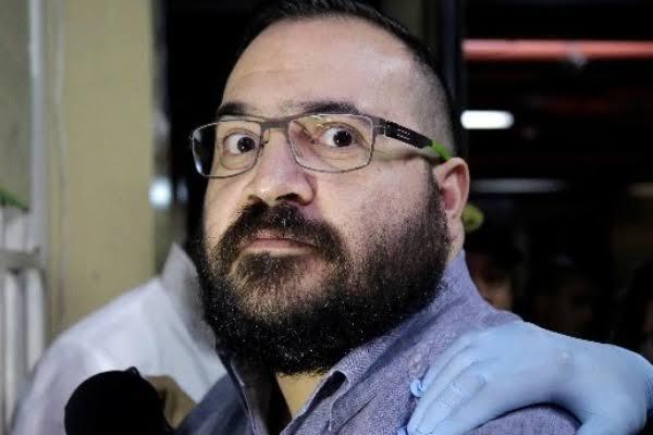 Duarte seguirá en prisión, juez niega cambiar medidas cautelares.
