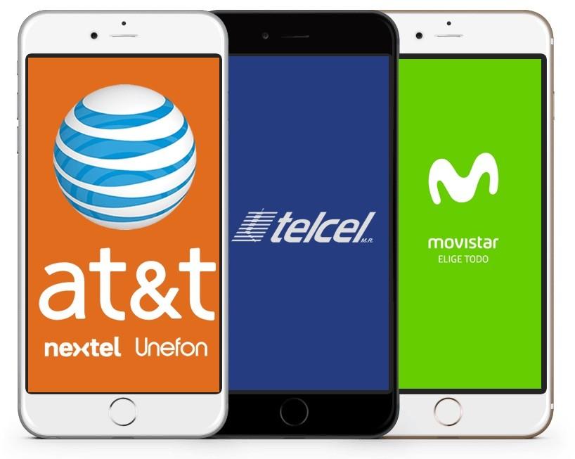 Telcel en México, por encima de AT&T y Movistar