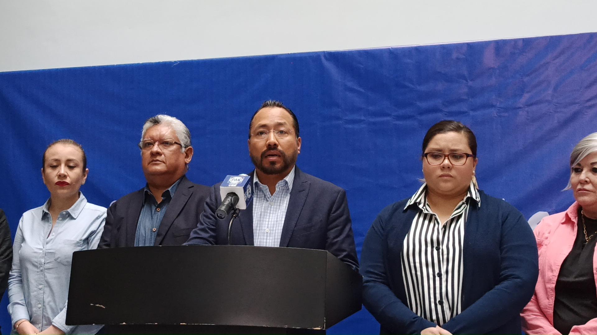 Nuevamente intentarán panistas que Hugo Gutiérrez comparezca por crimenes de Atzalan