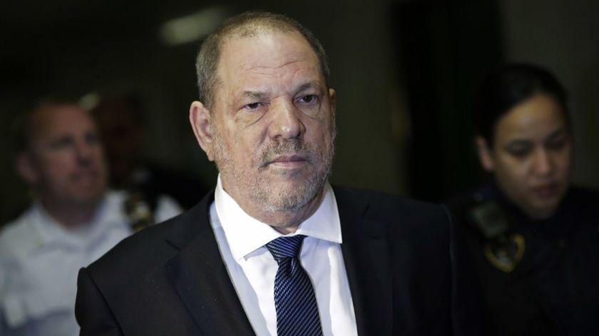Acusan a Harvey Weinstein de nuevos cargos de agresión sexual y violación