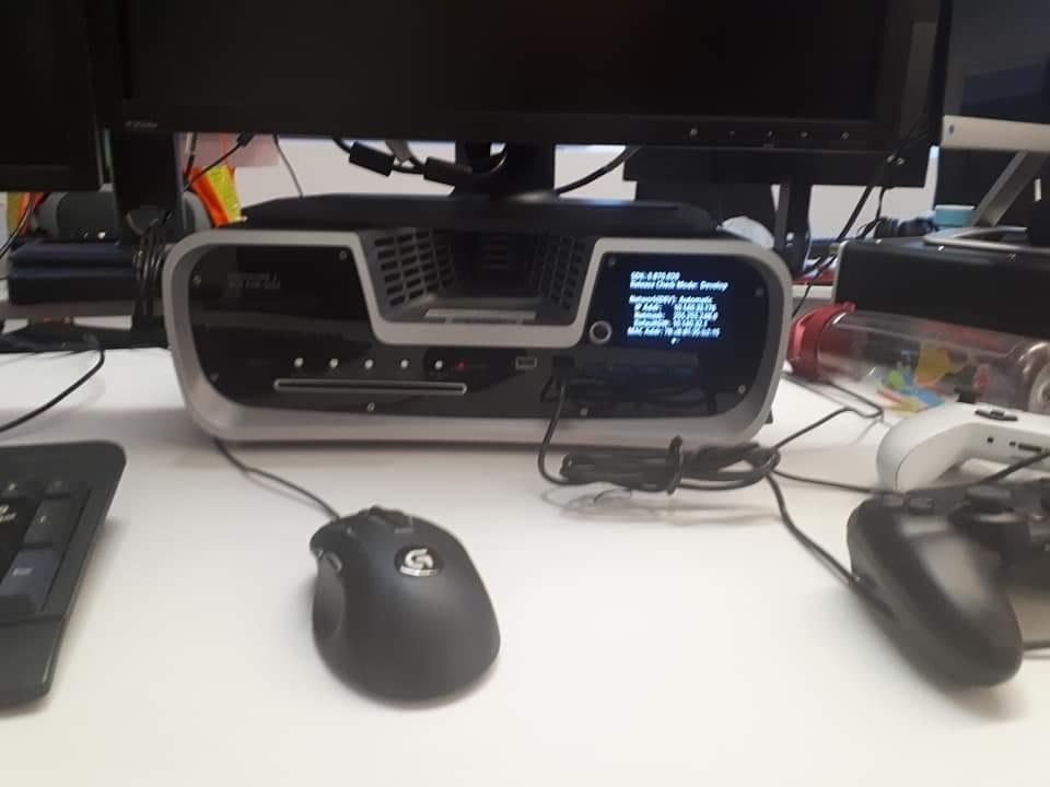 Un empleado de limpieza de Ubisoft filtra fotos del prototipo de la Playstation 5
