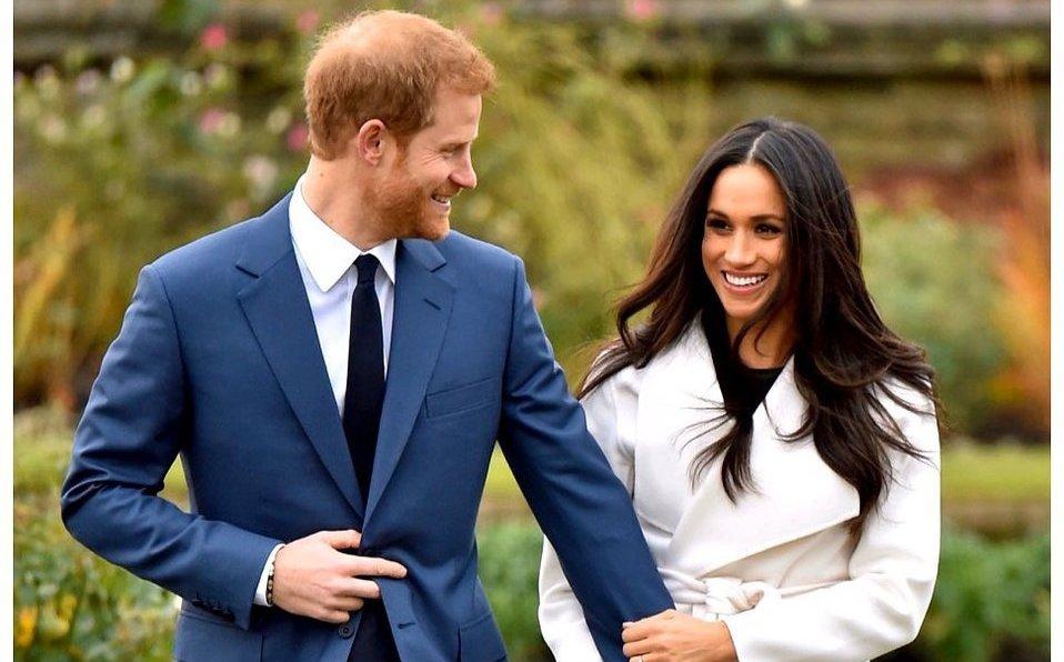 Príncipe Harry y Meghan Markle 'abandonan' familia real y renuncian a sueldo