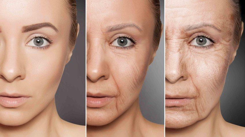 En qué edad empezamos a envejecer