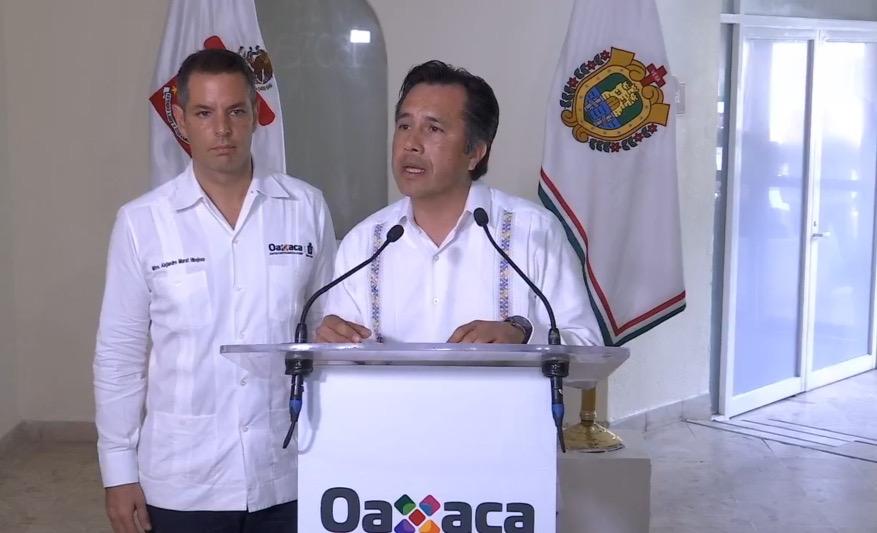 Blindan seguridad en polígono de municipios de Oaxaca y Veracruz