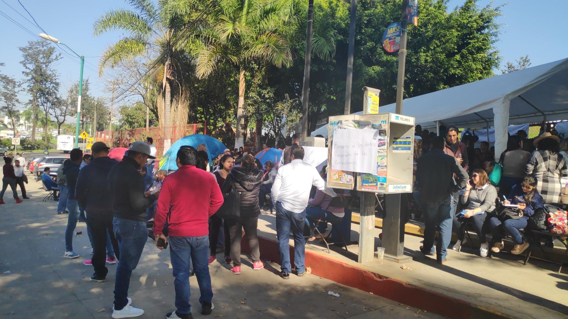 Bloquea SITESE puertas de la SEV por cambios de adscripción