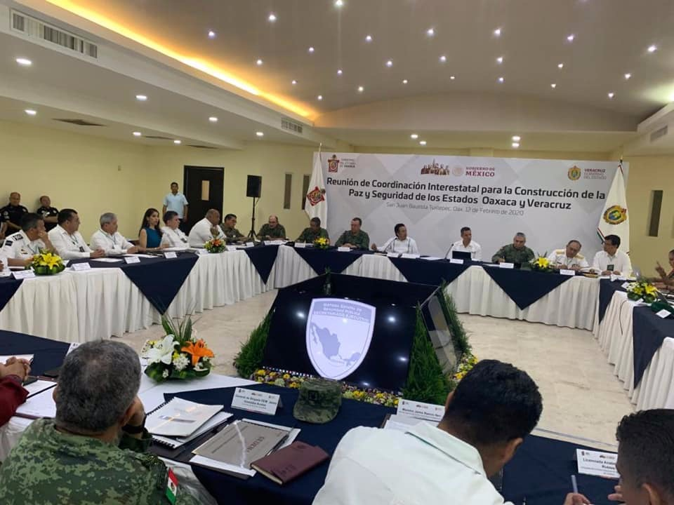 Crean equipo de investigación interestatal Oaxaca y Veracruz
