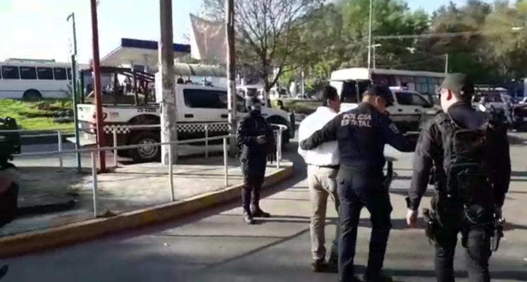 Denuncian detención arbitraria de líder de SEPEV, este martes