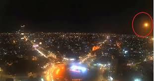 Autoridades confirman avistamiento de meteorito en cielo México
