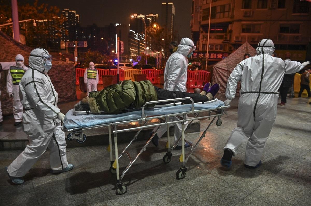 Crónica de un reportero desde el epicentro del virus más peligroso en China