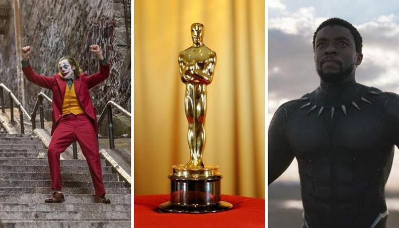 Marvel o DC: quiénes tienen más Premios Oscar