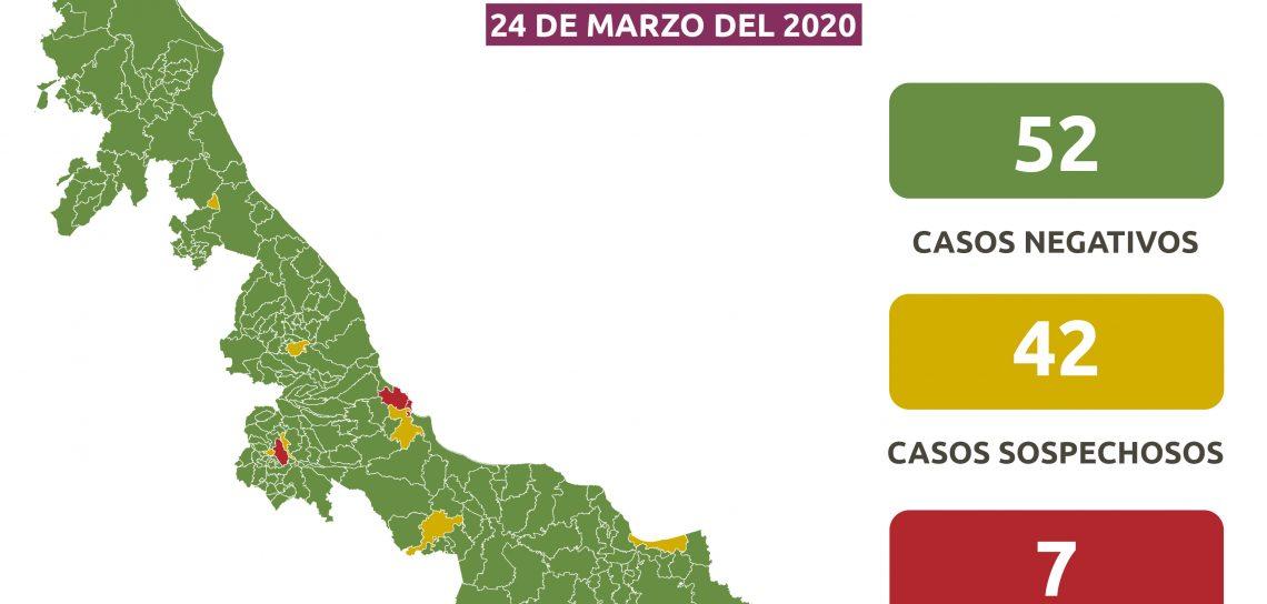 COMUNICADO   Estrategia Estatal contra el coronavirus 24/03/2020