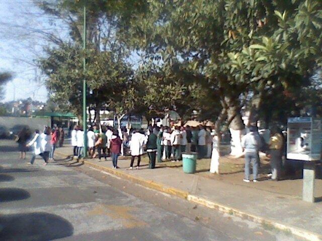 Exigen trabajadores del IMSS en Xalapa, condiciones mínimas para evitar el Coronavirus