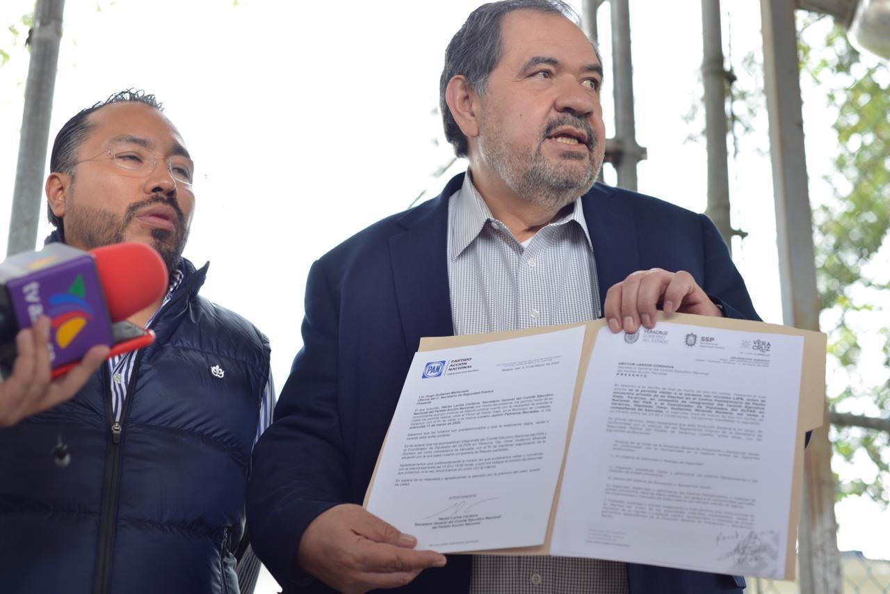 Alcalde de Actopan y su suplente tienen orden de aprehensión, afirma CEN del PAN