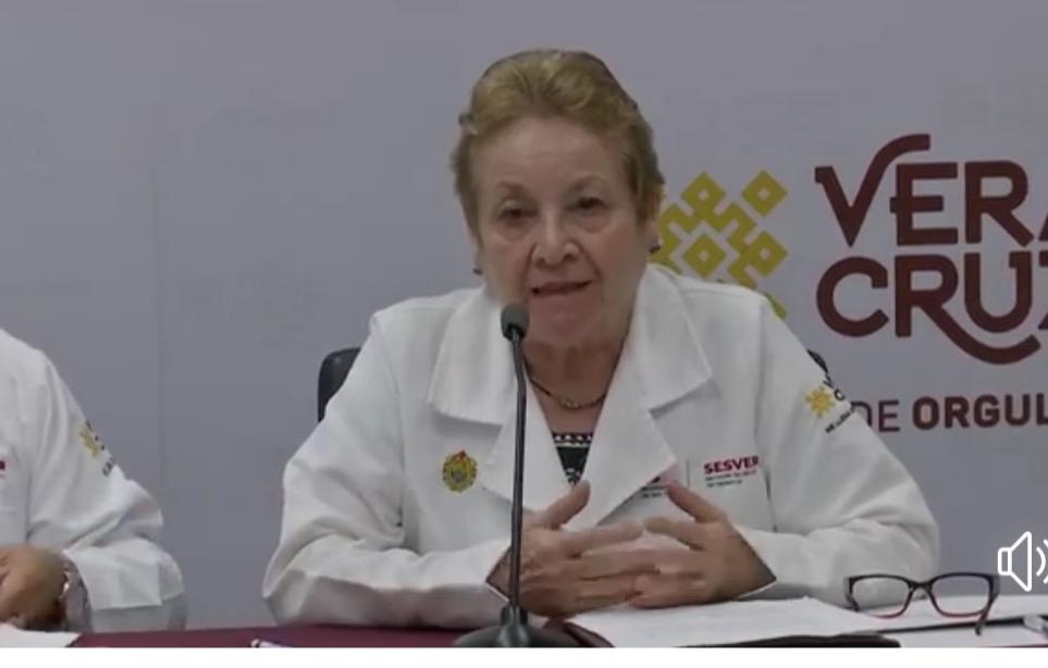 Confirma Secretaría de Salud dos casos de Covid-19 en Veracruz
