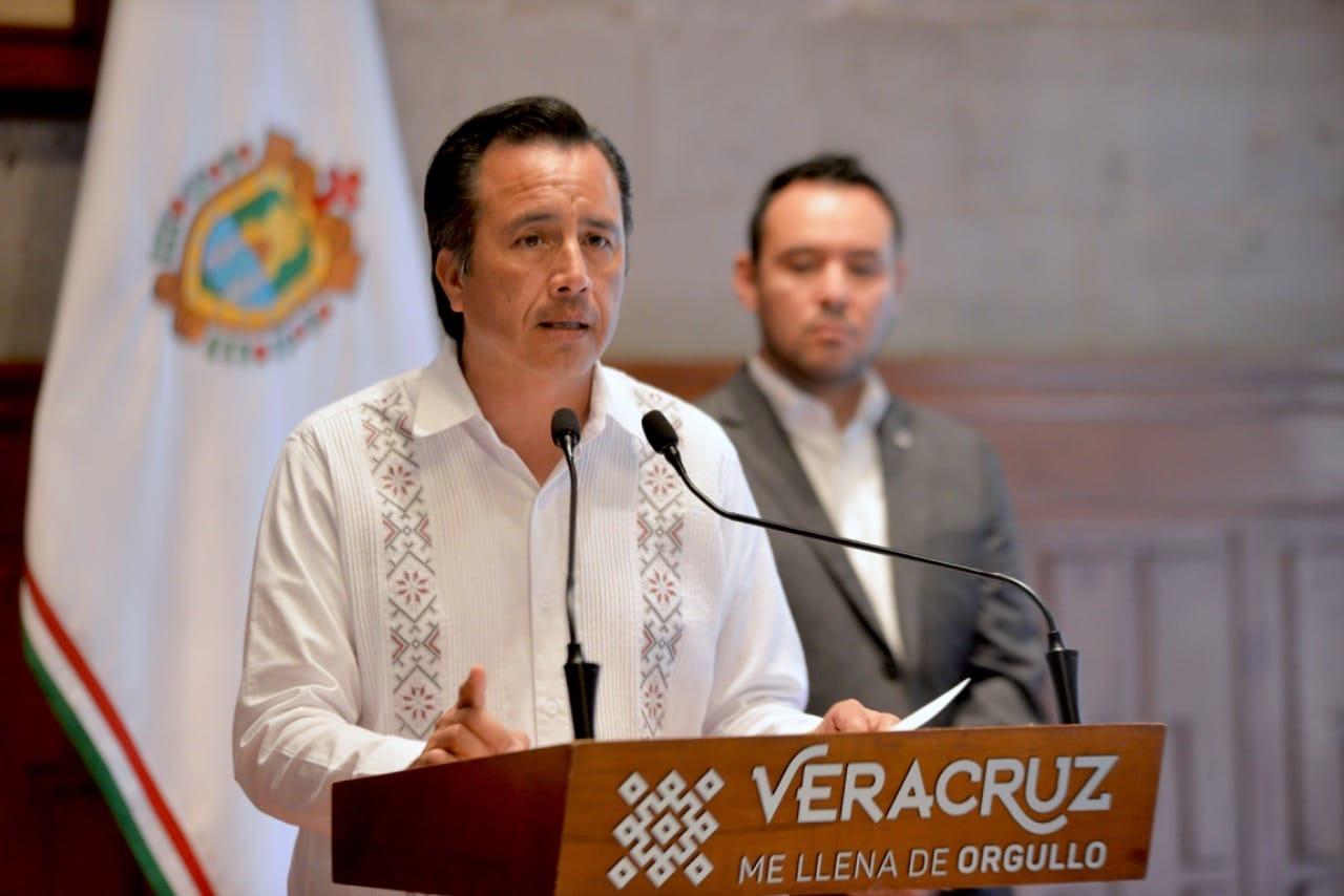 Recibirá Veracruz 2 mmdp de la Federación para contingencia: CGJ
