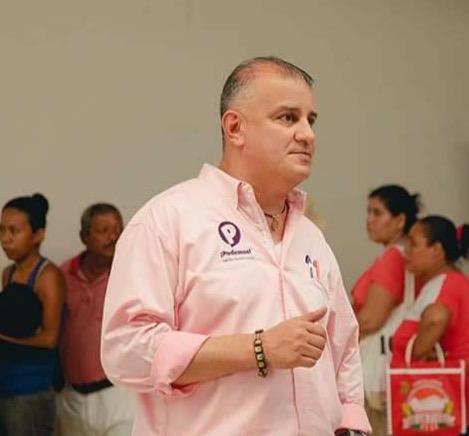 "OPLE intenta que ""Podemos"" no sea partido político, acusa Garrido Sánchez"