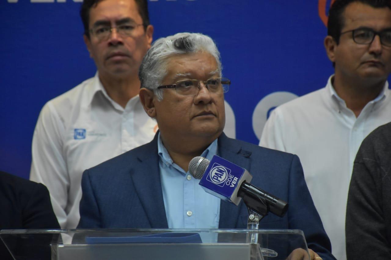 No descarta PAN que en protesta del domingo, gobierno de Morena haya mandado infiltradas para vandalizar