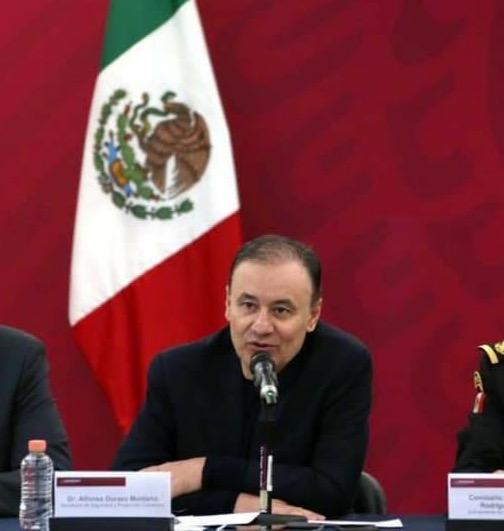 Sin Winckler disminuyen secuestros en Veracruz en 55.88%: Durazo.