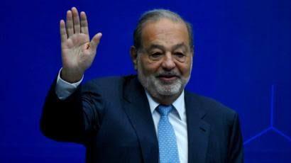 Carlos Slim apoyará lucha contra Coronavirus con mil millones de pesos.