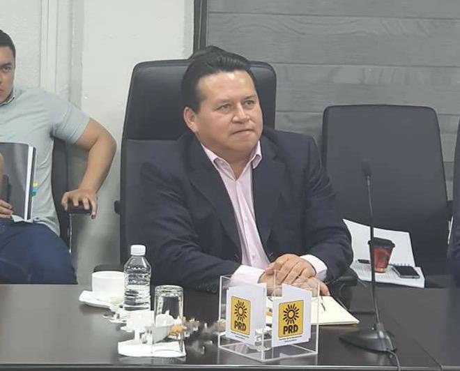 Reforma de Cuitláhuac, para hacer elección de estado: PRD