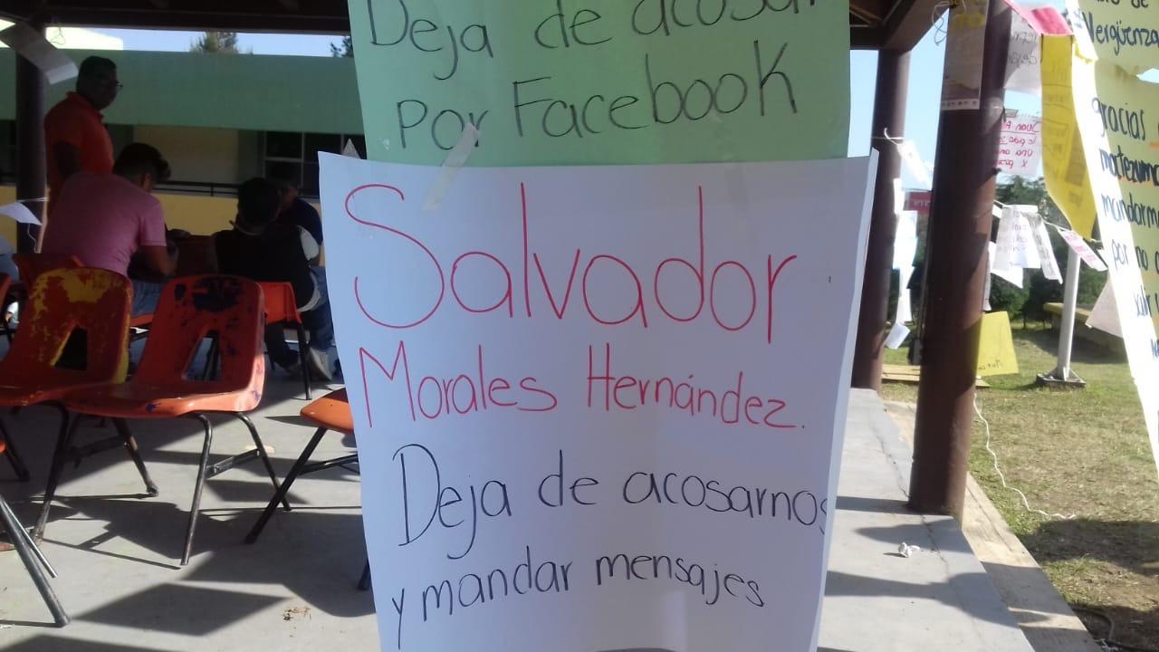 Con nombre y apellido, estudiantes del Tec de Xalapa denuncian a docentes por acoso sexual