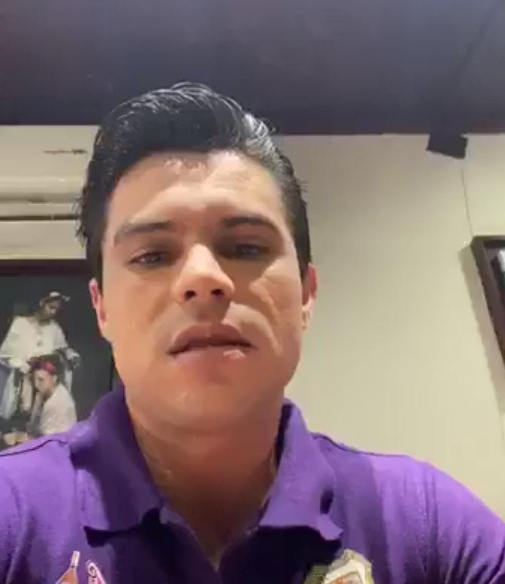 """9 de marzo un día """"raro"""" en el buen sentido, nos sentimos descobijados: alcalde de Tlacotalpan"""