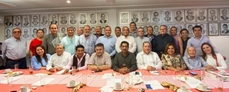 Canaco respalda creación de Policía Vial en Boca del Río
