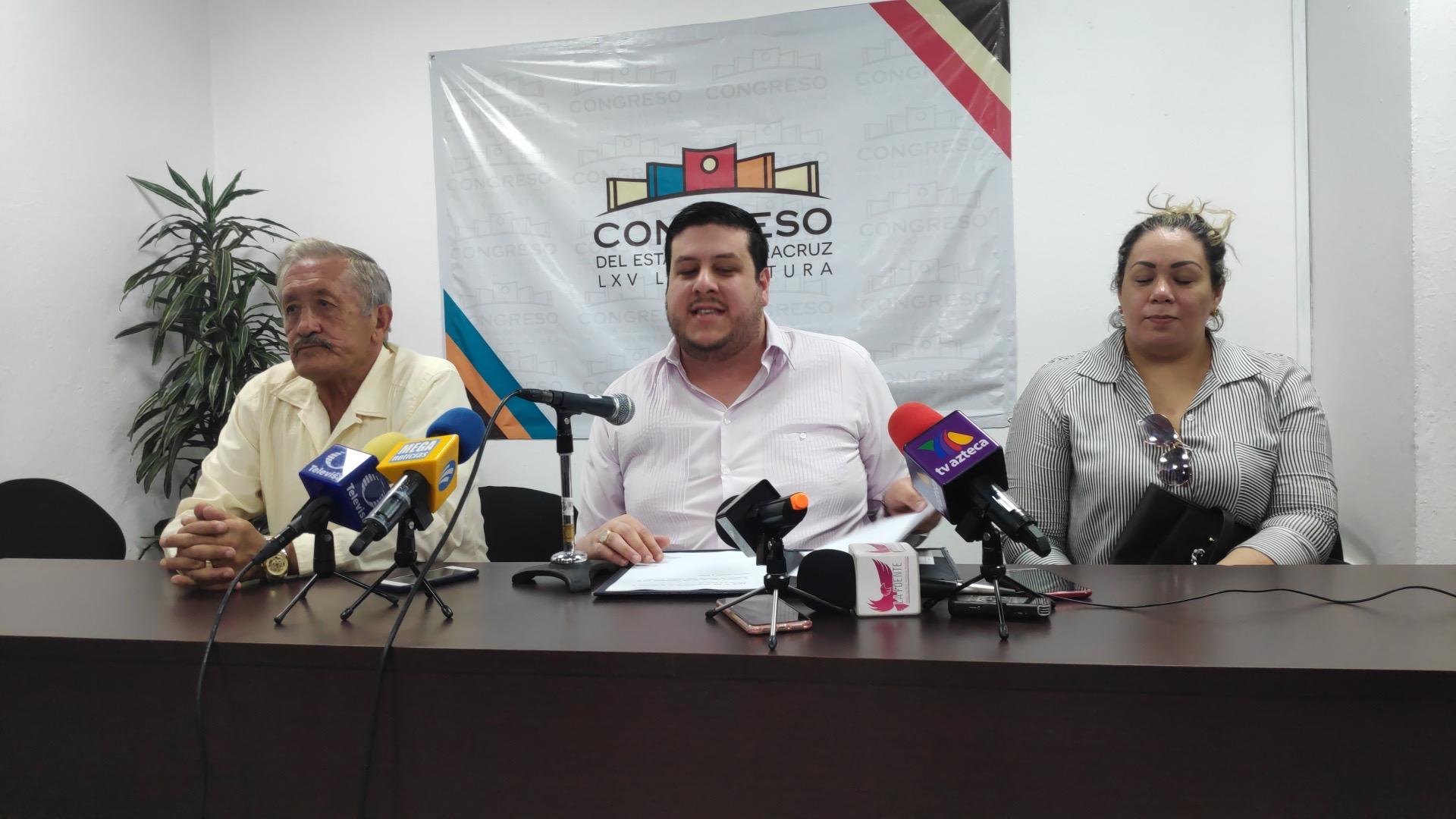 Desaforan al diputado Eric Iván Aguilar López