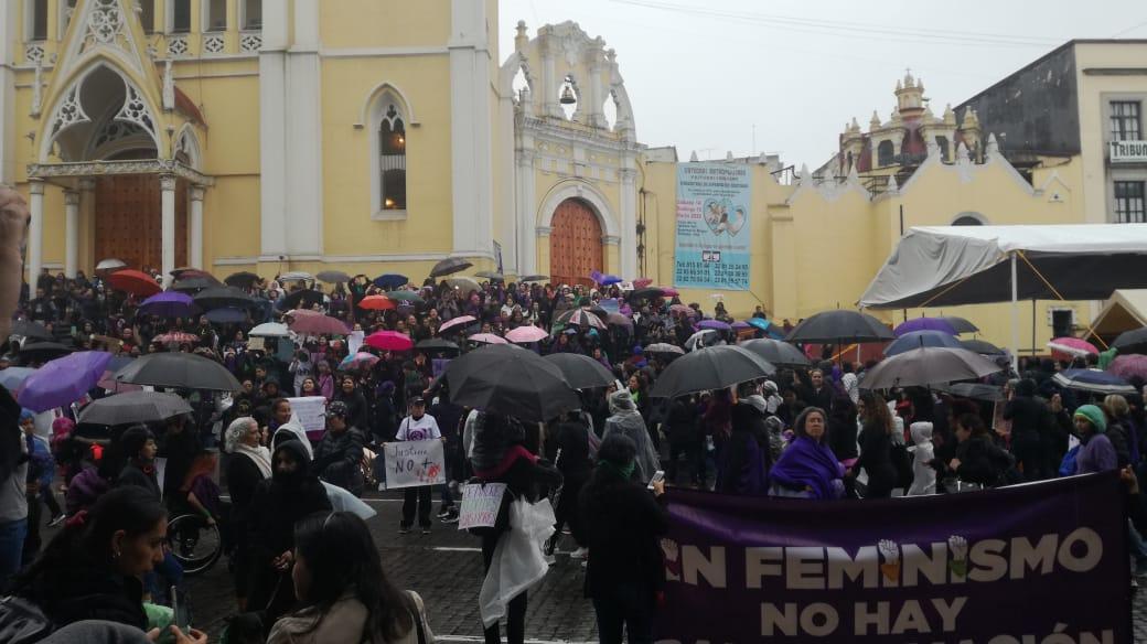 """En México ser mujer es un """"deporte extremo"""", uno de cada cinco feminicidios, sucede en Veracruz"""