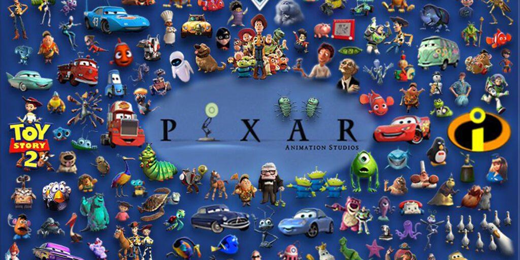 Pixar ofrece al público en general cursos de animación gratuitos y en línea