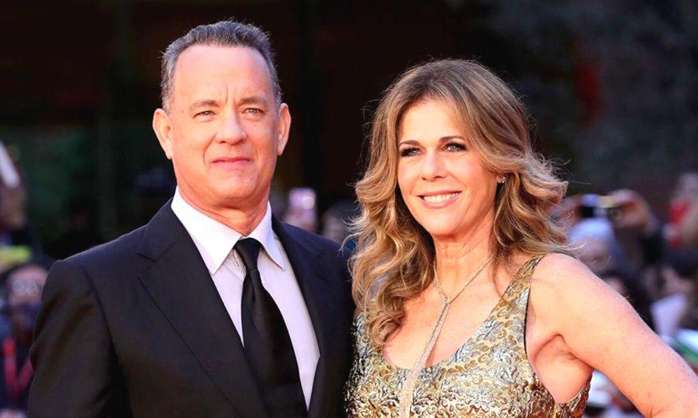 Anuncia Tom Hanks que él y su esposa dan positivo a prueba de coronavirus