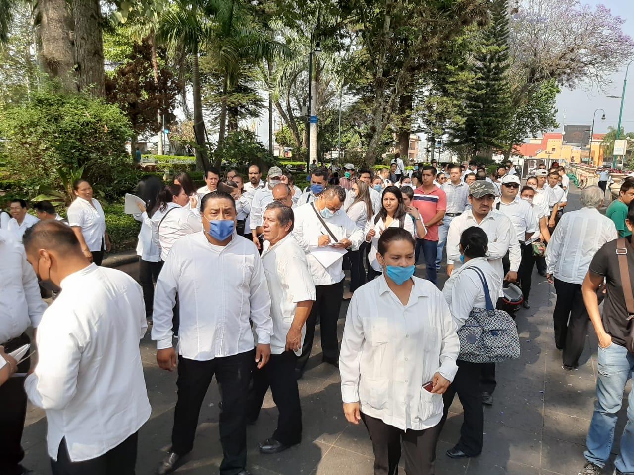 Meseros independientes piden apoyo del Estado, se perderían 10 mil empleos por emergencia sanitaria