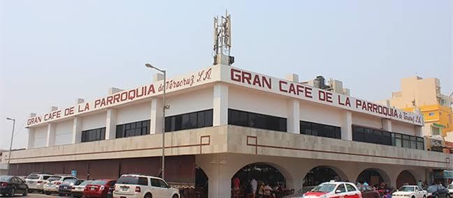 Cierra el Café la Parroquia de Veracruz por no tener clientes debido al Covid