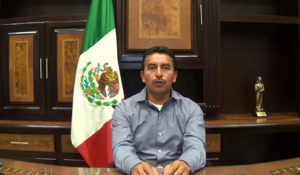 Declara alcalde de Las Vigas emergencia sanitaria por Coronavirus